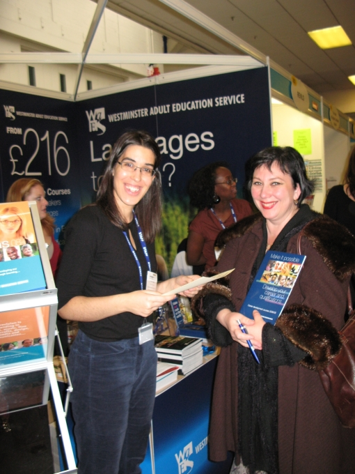 The Language Show 2008