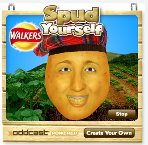 Click to listen to the Spud