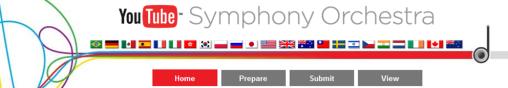 YouTube Orchestra Symphony